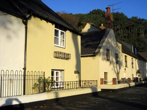 self catering cottage in minehead